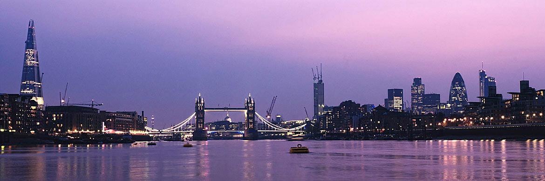 london-skyline-night